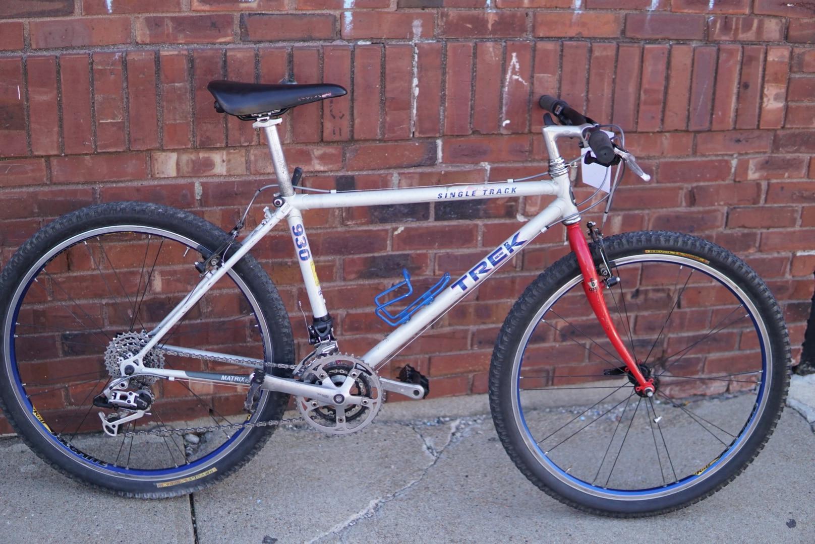 Trek 930   Community Bike Project Omaha